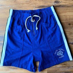 Vintage 90s Ralph Lauren Blue Shorts size L